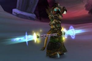 Formula: Enchant Weapon - Mighty Spirit - Item - Classic DB